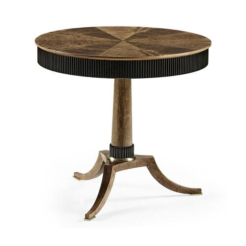 Barcelona Round Lamp Table