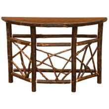 Twig Entry Table - Natural Hickory