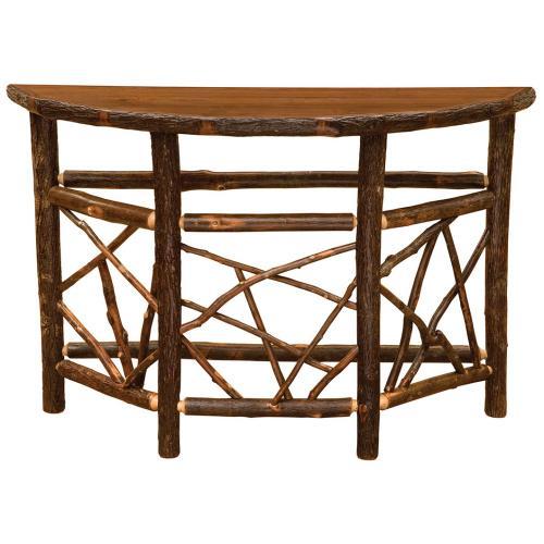 Twig Entry Table - Cinnamon