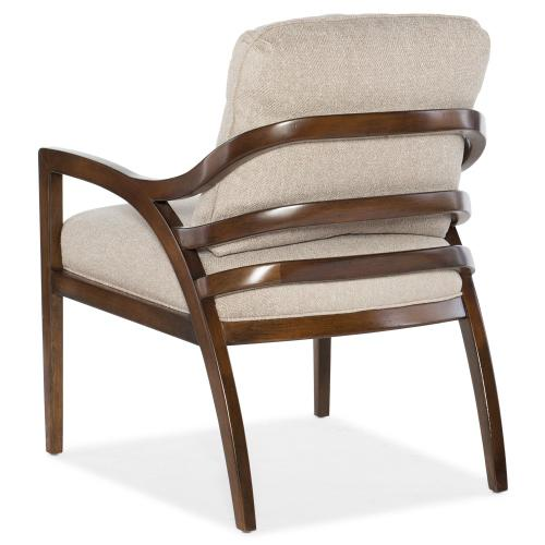 Sam Moore Furniture - Living Room Cricket Exposed Wood Chair