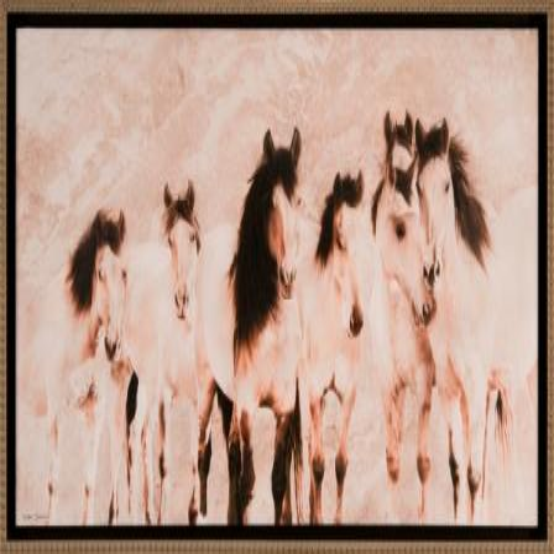 The Ashton Company - The Tribe 24x48 Comes as Canvas