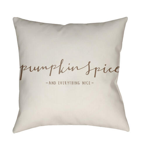 "Pumpkin Spice PKN-003 18"" x 18"""