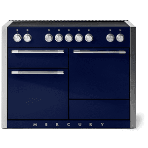 "AGAAga Mercury 48"" Induction Model, Blueberry"
