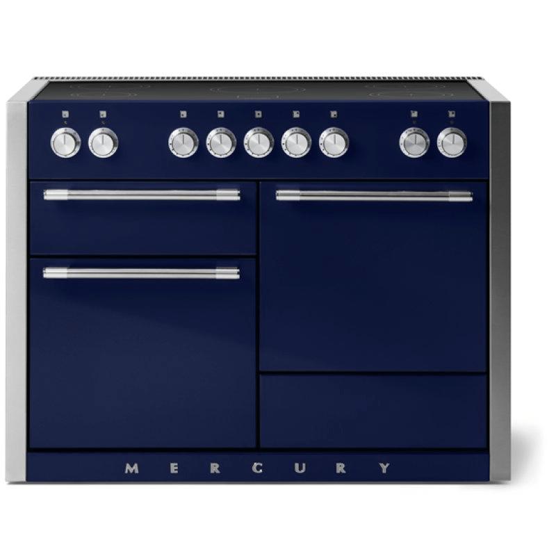 """Aga Mercury 48"""" Induction Model, Blueberry"""