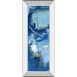 """Composition 3B"" By Melissa Wang Mirror Framed Print Wall Art"
