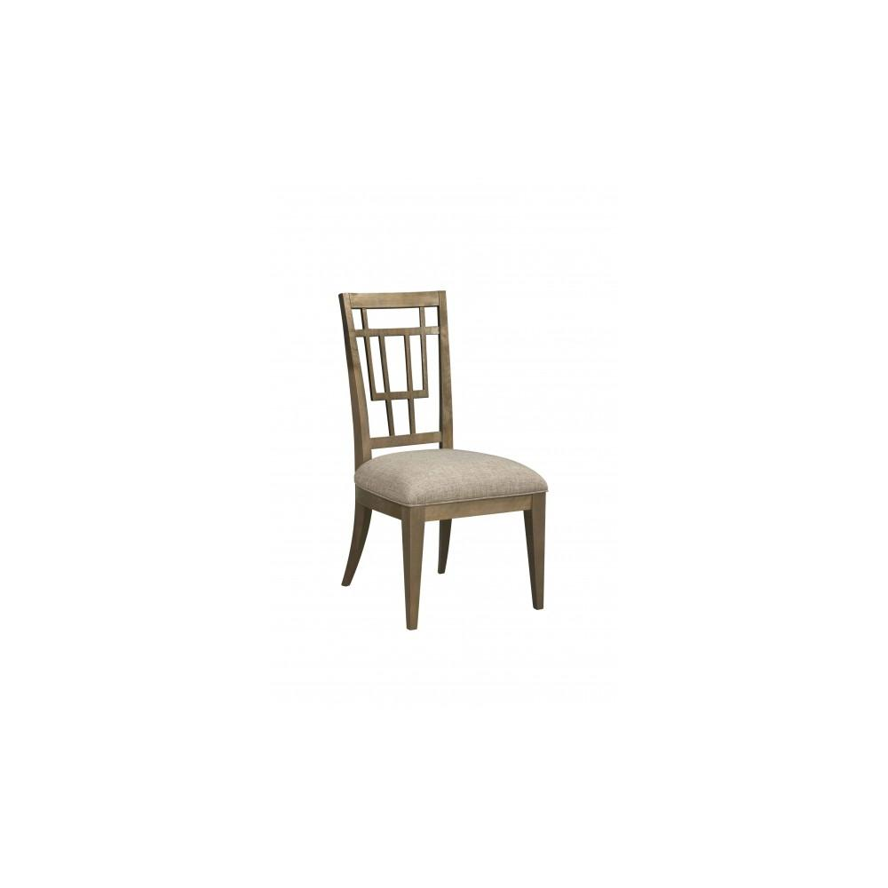 WoodWright Champagne Rohe Arm Chair