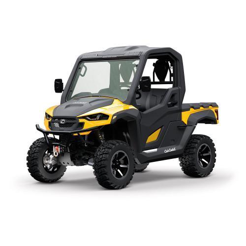 Challenger MX 550 Yellow CHALLENGER MX 550/750