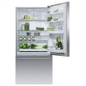 "Freestanding Refrigerator Freezer, 32"", 17.1 cu ft"
