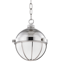Pendant - POLISHED NICKEL