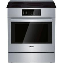 800 Series Induction Slide-in Range cm Stainless steel HII8056C