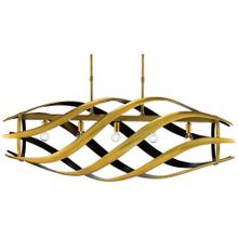 See Details - Trephine Oval Chandelier