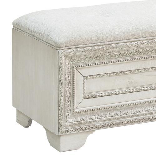 Pulaski Furniture - Camila Storage Bed Bench