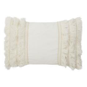 Grema Pillow - White