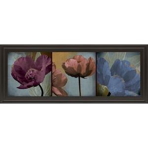 """""""Blooming Jewels"""" By Robert Lacie Framed Print Wall Art"""