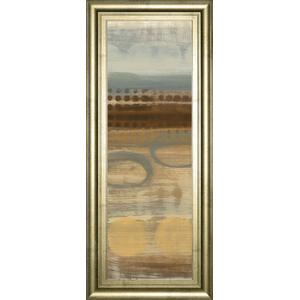 """Movement Panel I"" By Jeni Lee Framed Print Wall Art"