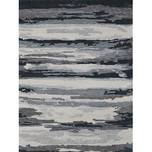 Amer Rugs - Abstract ABS-6 Dark Gray