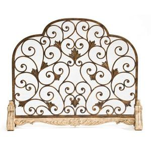 Heartstone Fireplace Screen