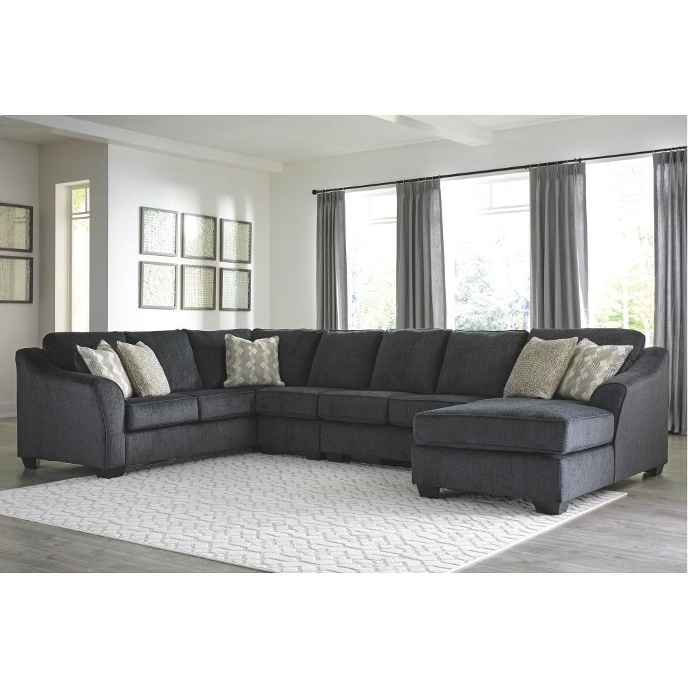 Product Image - Eltmann 4-piece Sectional With Chaise