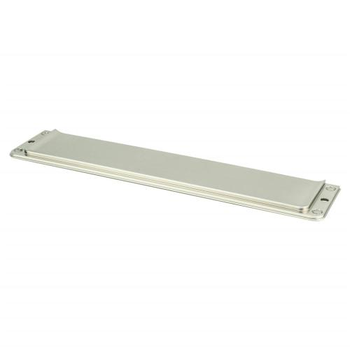 Recess Brushed Nickel Back Plate