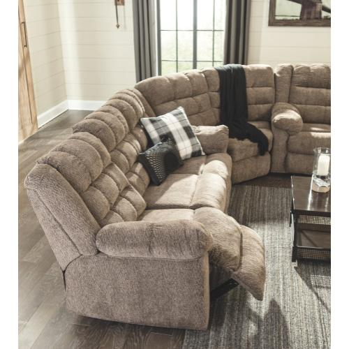 Workhorse Reclining Sofa