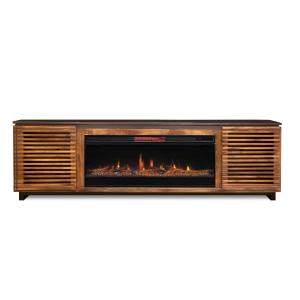 "Graceland 86"" Fireplace Console"