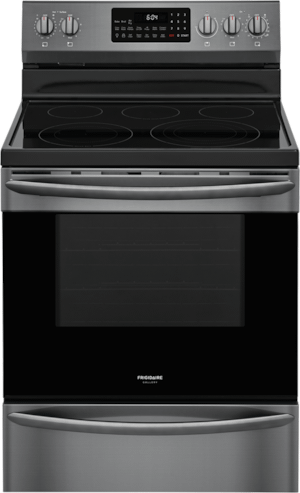 Gallery 30'' Freestanding Electric Range with Air Fry