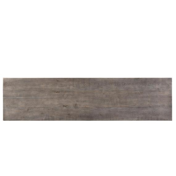 Riverside - Revival - Dining Bench - Spanish Grey Finish