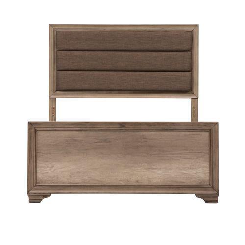 Liberty Furniture Industries - Full Uph Headboard & Footboard