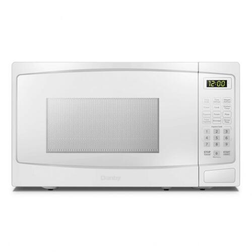 Gallery - Danby 1.1 cu ft. White Microwave with Convenience Cooking Controls