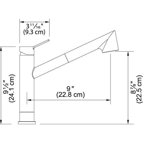 Bernard FFPS20550 Stainless Steel