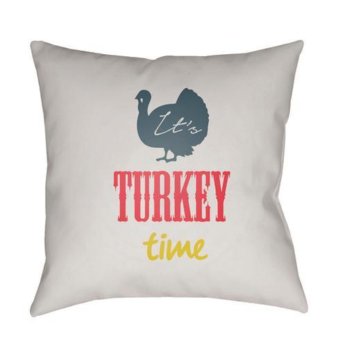 "It's Turkey Time TME-003 18"" x 18"""