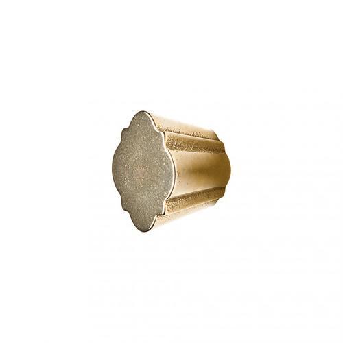 Rocky Mountain Hardware - Quatrafoil Cabinet Knob - CK10010 White Bronze Dark