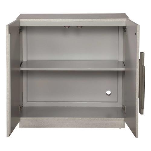 Viela 2 Door Cabinet