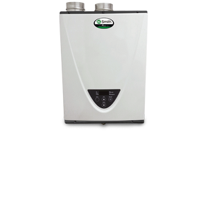 Tankless Water Heater Condensing Ultra-Low NOx Indoor 160,000 BTU Natural Gas