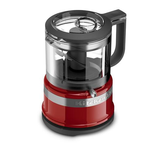 3.5 Cup Food Chopper - Empire Red