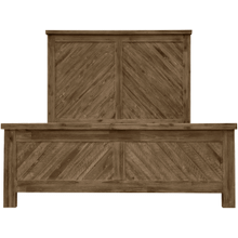 See Details - Saddlebunch Bed, Queen headboard