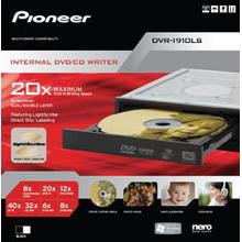 Internal DVD/CD Writer - Featuring LightScribe Direct Disc Labeling