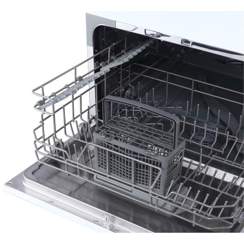 6-Place Setting Countertop Dishwasher