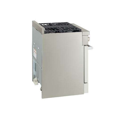 KitchenAid Canada - KitchenAid® 30'' Smart Commercial-Style Gas Range with 4 Burners - Matte Milkshake