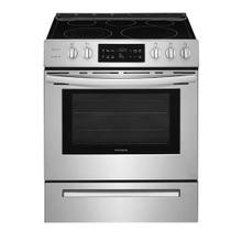 Frigidaire 30'' Front Control Freestanding Electric Range, Scratch & Dent