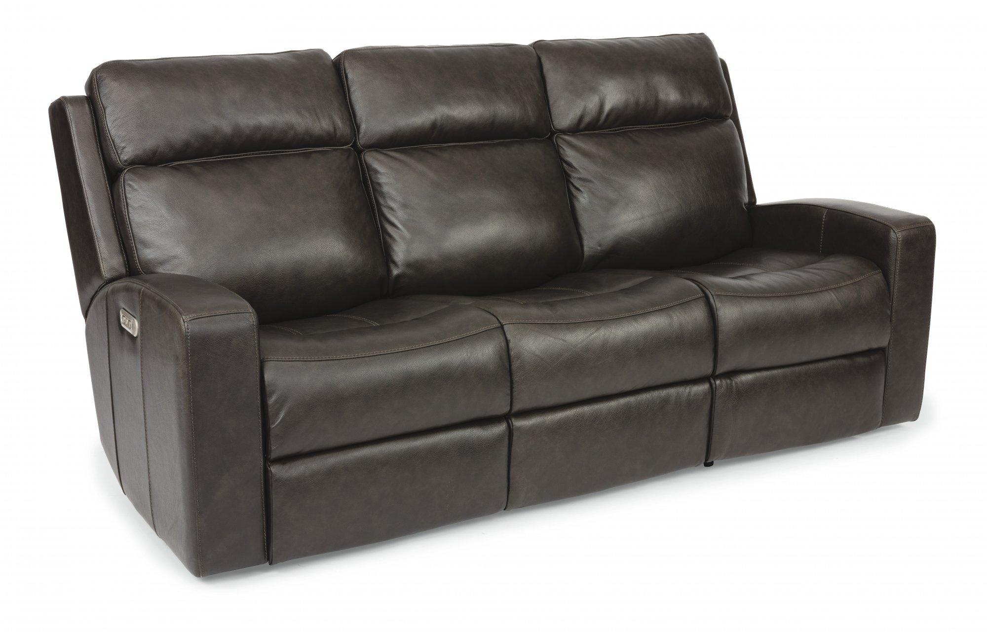 FlexsteelCody Power Reclining Sofa With Power Headrests
