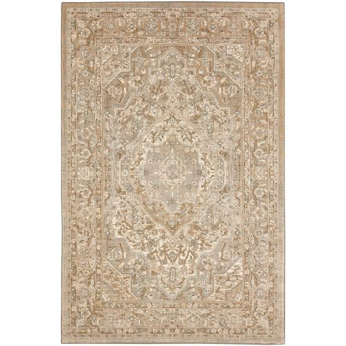 "Touchstone Nore Willow Grey 3' 6""x5' 6"""