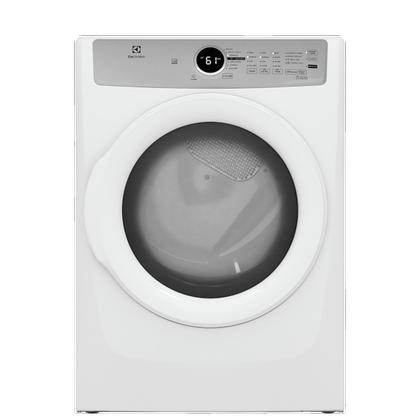 See Details - Electric 8.0 Cu. Ft. Front Load Dryer