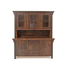 Oak Haven - 2 Piece Buffet and Hutch