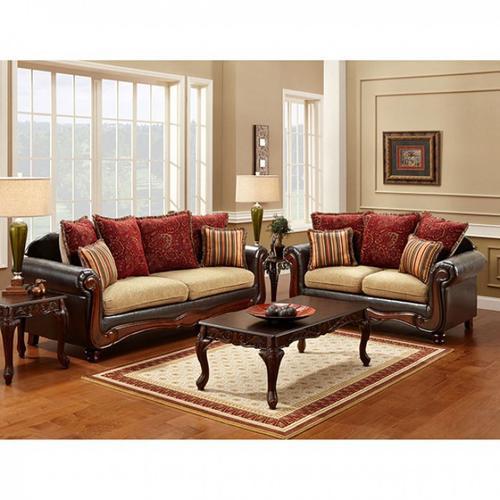 Furniture of America - Banstead Love Seat