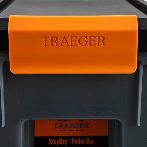 Traeger Grills - Traeger StayDRY Pellet Bin & Lid