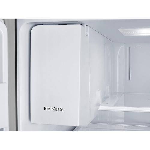 28 cu. ft. 3-Door French Door Food ShowCase Refrigerator (This is a Stock Photo, actual unit (s) appearance may contain cosmetic blemishes. Please call store if you would like actual pictures). This unit carries our 6 month warranty, MANUFACTURER WARRANTY and REBATE NOT VALID with this item. ISI 38288  B