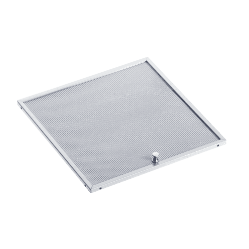Miele - Grease filter Metal 271x268x9 - Grease filter Made from high-quality stainless steel.