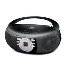 Portable MP3/CD Stereo with AM/FM Stereo Tuner