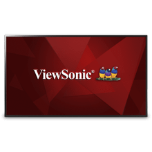 See Details - ViewSonic CDE4803 48 Large Format Commercial Display